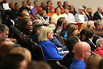 Several hundred people attend a hearing on changes to Nevada's construction defects law at the Legislative Building in Carson City, Nev., on Wednesday, Feb. 11, 2015. <br /> Photo by Cathleen Allison