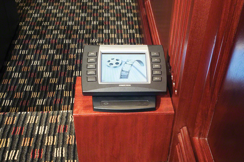 Control Touch Panel - Crestron ST-1550