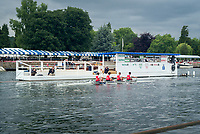 Henley Royal Regatta, Henley on Thames, Oxfordshire, 28 June - 2 July 2017.  Thursday  16:32:55   29/06/2017  [Mandatory Credit/Intersport Images]<br /> <br /> Rowing, Henley Reach, Henley Royal Regatta.<br /> <br /> The Fawley Challenge Cup<br />  San Diego Rowing Club, U.S.A.