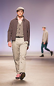 Tuesday, 8 January 2013. London, United Kingdom. Label YMC by designer Fraser Moss. Autumn/Winter 2013 catwalk show collection at London Collections: Men. Menswear fashion event which used to be part of London Fashion Week. Photo credit: CatwalkFashion/Alamy Live News
