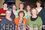 CELEBRATING: The staff of the Kerry Counselling Centre, Tralee who held their staff party at IL Pomo Doro, Tralee on Saturday night were front l-r: Carmel O'Donovan, Gabrielle Browne and Mary McCarthy. Back l-r: Georgina McDonagh, Nora Knapp, Dr Ann Kelliher, Colleen Shields and Mary Murray.   Copyright Kerry's Eye 2008