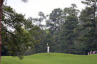 during the final  round at the Augusta National Womans Amateur 2019, Augusta National, Augusta, Georgia, USA. 06/04/2019.<br /> Picture Fran Caffrey / Golffile.ie<br /> <br /> All photo usage must carry mandatory copyright credit (© Golffile | Fran Caffrey)