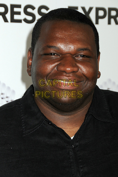 """KELVIN BROWN.Matt Leinart's 4th Annual """"Bowling With The Stars"""" Event held at Lucky Strike Lanes, Hollywood, California, USA..July 15th, 2010.headshot portrait black.CAP/ADM/BP.©Byron Purvis/AdMedia/Capital Pictures."""
