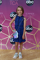 LOS ANGELES - AUG 15:  Marlow Barkley at the ABC Summer TCA All-Star Party at the SOHO House on August 15, 2019 in West Hollywood, CA