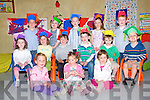 Feileacain Preschool Graduation: Pupils from the Feileacain Preschool, Mountcoal, Listowel pictured on their graduation day on Thursday last.