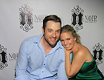 Tom Degnan & Terri Conn - Marcia Tovsky throws her annual party on May 9, 2013 with actors from One Life To Live and As The World for a get together at Noir in New York City, New York.(Photo by Sue Coflin/Max Photos)