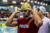 ORSI Marco ITA<br /> 45 Trofeo Nico Sapio Fin<br /> Genova, Piscina La Sciorba 9-10/11/2018<br /> Photo A.Masini/Deepbluemedia/Insidefoto