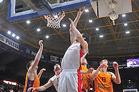 Harangody, Loncar &amp; Lucic vs Kalinic &amp; Marjanovic<br /> Euroleague - 2014/15<br /> Regular season Round 8<br /> Valencia Basket vs Crvena Zvezda Telecom Belgrade