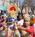 Indian Holy Day Parade Ridgewood Queens
