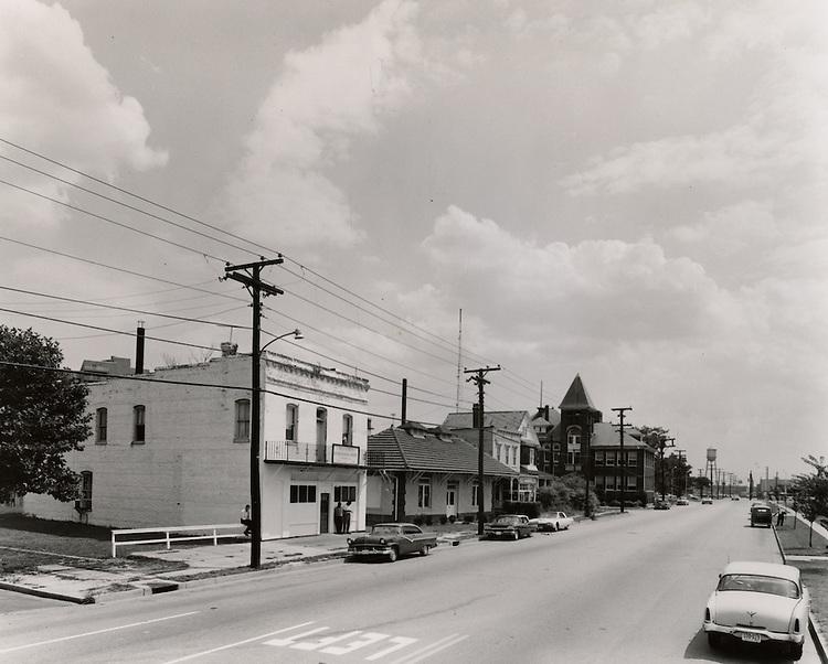 1963 July 15..Redevelopment.Atlantic City (R-1)..Longshoreman's Union Hall..HAYCOX PHOTORAMIC INC..NEG# C63-467-7.NRHA# 900-C..