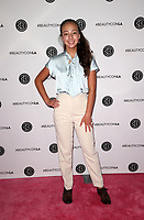LOS ANGELES, CA - AUGUST 10: Aubrey Anderson-Emmons, at Beautycon Festival Los Angeles 2019 - Day 1 at Los Angeles Convention Center in Los Angeles, California on August 10, 2019.  <br /> CAP/MPI/SAD<br /> ©SAD/MPI/Capital Pictures