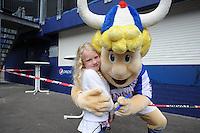 VOETBAL: ABE LENSTRA STADION: HEERENVEEN: 05-07-2014, Open dag SC Heerenveen, Heero, ©foto Martin de Jong