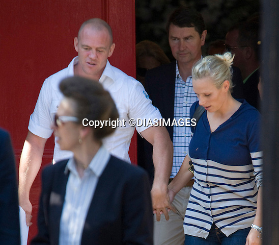 "ZARA PHILLIPS & MIKE TINDALL.wedding Rehearsals, Canongate Kirk, Edinburgh_29/07/2011.Mandatory Credit Photo: ©DIASIMAGES..**ALL FEES PAYABLE TO: ""NEWSPIX INTERNATIONAL""**..No UK Usage until 29/07/2011.IMMEDIATE CONFIRMATION OF USAGE REQUIRED:.DiasImages, 31a Chinnery Hill, Bishop's Stortford, ENGLAND CM23 3PS.Tel:+441279 324672  ; Fax: +441279656877.Mobile:  07775681153.e-mail: info@newspixinternational.co.uk"