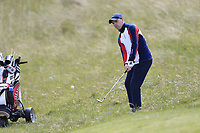 David Foy (Laytown &amp; Bettystown) during the 1st round of the East of Ireland championship, Co Louth Golf Club, Baltray, Co Louth, Ireland. 02/06/2017<br /> Picture: Golffile | Fran Caffrey<br /> <br /> <br /> All photo usage must carry mandatory copyright credit (&copy; Golffile | Fran Caffrey)