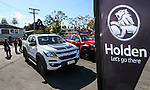 Holden New Zealand Colorado Release Street Party, Volorado Place, Avondale, Auckland, New Zealand, Saturday 10th September 2016. Photo: Simon Watts/www.bwmedia.co.nz