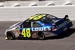 Feb 08, 2009; 1:37:00 PM; Daytona Beach, FL, USA; NASCAR Sprint Cup Series qualifying for the Daytona 500 at Daytona International Speedway.  Mandatory Credit: (thesportswire.net)