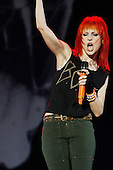 Aug 29, 2010: PARAMORE - Reading Festival Day 3