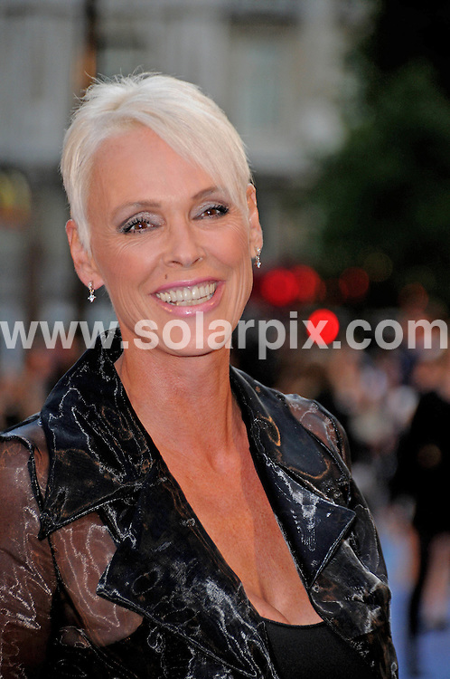 **ALL ROUND PICTURES FROM SOLARPIX.COM**                                             **WORLDWIDE SYNDICATION RIGHTS**                                                                                  Caption: The Death And Life Of Charlie St Cloud UK film premiere at the Empire Leicester Square, London, UK. 16 September 2010                                                                         This pic: Brigitte Nielsen                                                                                         JOB REF: 12106 MSR       DATE: 16_09_2010                                                           **MUST CREDIT SOLARPIX.COM OR DOUBLE FEE WILL BE CHARGED**                                                                      **MUST AGREE FEE BEFORE ONLINE USAGE**                               **CALL US ON: +34 952 811 768 or LOW RATE FROM UK 0844 617 7637**