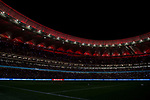 Atletico de Madrid stadium Wanda Metropolitano after La Liga match between Atletico de Madrid and Malaga CF at Wanda Metropolitano in Madrid, Spain September 16, 2017. (ALTERPHOTOS/Borja B.Hojas)
