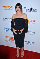 BEVERLY HILLS, CA. December 4, 2016: Kathryn Hahn at the 2016 TrevorLIVE LA Gala at the Beverly Hilton Hotel.<br /> Picture: Paul Smith/Featureflash/SilverHub 0208 004 5359/ 07711 972644 Editors@silverhubmedia.com