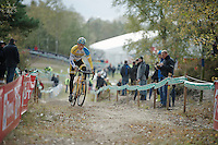 Superprestige Zonhoven 2013<br /> <br /> Tom Meeusen (BEL) recon