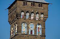Großbritannien, Wales, Cardiff, Burg.castle in Cardiff