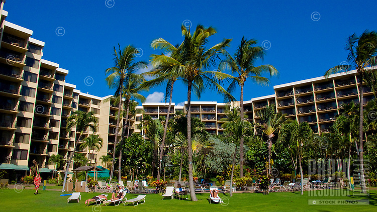 Kaanapali Shores Hotel, a ResortQuest Hotel at Kaanapali Beach
