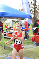 Miami University Cross Country team at the 2010 MAC Cross Country Championships. October 30, 2010