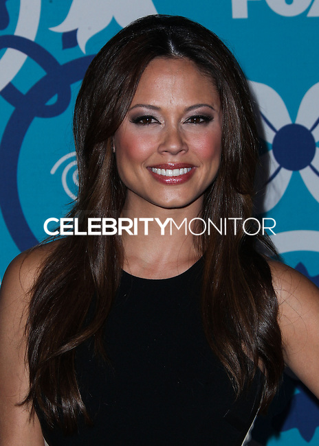 SANTA MONICA, CA - SEPTEMBER 09: Actress Vanessa Lachey (Vanessa Minnillo) arrives at the FOX Fall Eco-Casino Party 2013 held at The Bungalow on September 9, 2013 in Santa Monica, California. (Photo by Xavier Collin/Celebrity Monitor)