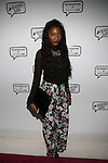 Fashion Fixxation's Noelle Bonner attends Angela Simmons I Am Presentation Powered Monster at 404 During Mercedes-Benz Fashion Week Fall 2014 NY
