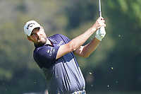 Marc Leishman (AUS) In action during the final round of the The Genesis Invitational, Riviera Country Club, Pacific Palisades, Los Angeles, USA. 15/02/2020<br /> Picture: Golffile | Phil Inglis<br /> <br /> <br /> All photo usage must carry mandatory copyright credit (© Golffile | Phil Inglis)