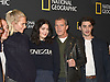 T R Knight,  Poppy Delevingne,  Samantha Colley, Antonio Banderas and Alex Rich attend the National Geographic's &quot;Genius: Picasso&quot; at the unveiling of Genius: Studio Art Lab in New York City, New York, USA on April 19, 2018. <br /> <br /> photo by Robin Platzer/Twin Images<br />  <br /> phone number 212-935-0770