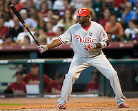 Howard, Ryan 5912.jpg Philadelphia Phillies at Houston Astros. Major League Baseball. September 6th, 2009 at Minute Maid Park in Houston, Texas. Photo by Andrew Woolley.