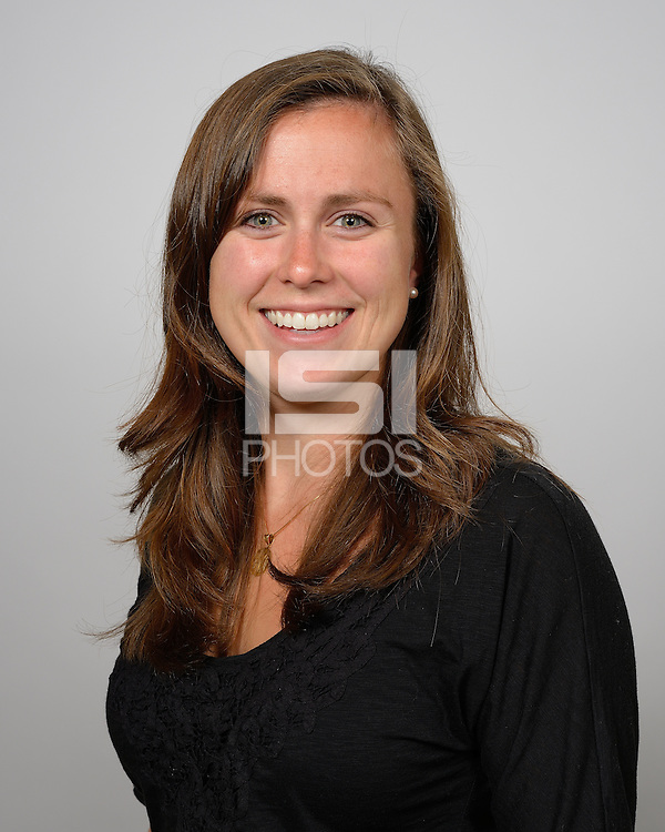 STANFORD, CA - AUGUST 3, 2012: Stanford Athletic Department Portraits.
