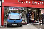 Car Parks in Shop Window