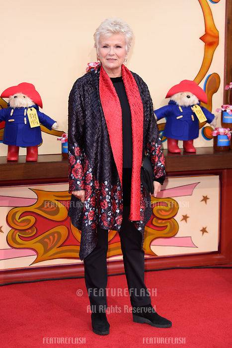 Dame Julie Walters at the &quot;Paddington 2&quot; premiere at the NFT South Bank, London, UK. <br /> 05 November  2017<br /> Picture: Steve Vas/Featureflash/SilverHub 0208 004 5359 sales@silverhubmedia.com