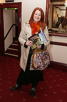 "NO REPRO FEE. 17/1/2010. The Field opening night. Blathnaid Ni Chofaigh is pictured at the Olympia Theatre for the opening night of John B Keanes 'The Field"" Picture James Horan/Collins"