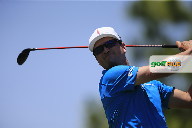 Zach Johnson (USA) during round 3 of the Players, TPC Sawgrass, Championship Way, Ponte Vedra Beach, FL 32082, USA. 14/05/2016.<br /> Picture: Golffile | Fran Caffrey<br /> <br /> <br /> All photo usage must carry mandatory copyright credit (&copy; Golffile | Fran Caffrey)