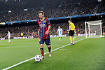 Barcelona. Spain. 12/03/201. football match between fc barcelona and manchester city.<br /> leo messi