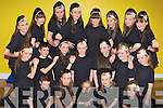 Castleisland Community Dance club dancers who competed in the St Kieran's Got Talent final in Castleisland Community Centre on Sunday night front row l-r: Jamie Heffernan, Jade Keane, Danny O'Sullivan, Laura Fleming, Amy O'Sullivan. Middle row: Darya O'Connell, Benjamin Hayes, Shauna O'Connor, Labhaoise Walmsley, Rebeccca Broderick, Eva Herbert, Aisling Nolan. Back row: Laura Lane, Aisling Teahan, Laura Brosnan, Laura Geaney, Lauren Hickey, Becky Hussey, Alicia O'Sullivan and Leanne O'Connor.