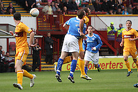 Motherwell v St Johnstone 170911