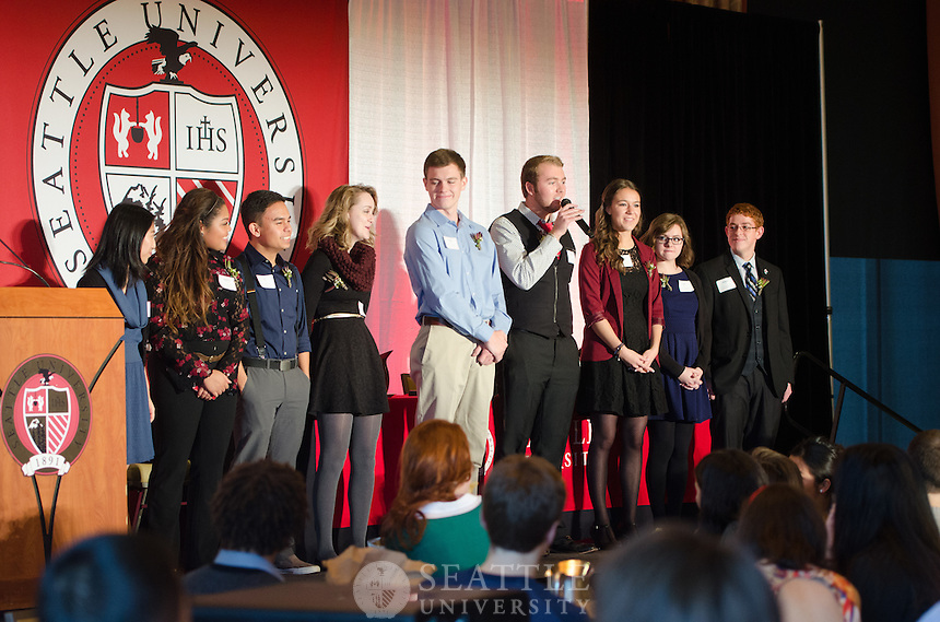 Sullivan Leadership Awards 2015