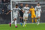 09.10.2019, Signal Iduna Park, Dortmund, GER, FSP, LS, Deutschland (GER) vs Argentinien (ARG)<br /> <br /> DFB REGULATIONS PROHIBIT ANY USE OF PHOTOGRAPHS AS IMAGE SEQUENCES AND/OR QUASI-VIDEO.<br /> <br /> im Bild / picture shows<br /> <br /> Serge Gnabry (Deutschland / GER #20)<br /> <br /> <br /> während Freundschaftsspiel  Deutschland gegen Argentinien   in Dortmund  am 09.10..2019,<br /> <br /> Foto © nordphoto / Kokenge