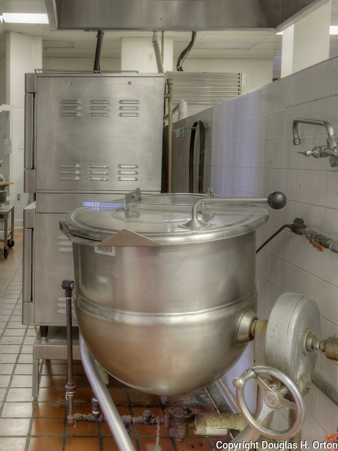 Mixing vat in Large Commercial Kitchen. Please conact douglasorton@comcast.net regarding licensing of this image.