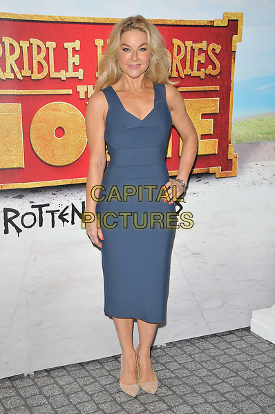 "Sarah Hadland at the ""Horrible Histories: The Movie - Rotten Romans"" world film premiere, Odeon Luxe Leicester Square, Leicester Square, London, England, UK, on Sunday 07th July 2019.<br /> CAP/CAN<br /> ©CAN/Capital Pictures"