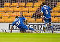 :: WILLY AUBAMEYANG SCORES KILLIE'S EQUALISER ::.11/05/2011 sct_jsp008_motherwell_v_kilmarnock     .Copyright  Pic : James Stewart.James Stewart Photography 19 Carronlea Drive, Falkirk. FK2 8DN      Vat Reg No. 607 6932 25.Telephone      : +44 (0)1324 570291 .Mobile              : +44 (0)7721 416997.E-mail  :  jim@jspa.co.uk.If you require further information then contact Jim Stewart on any of the numbers above.........