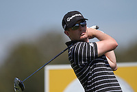 Amateur golfer Garrick Porteus (ENG) misses the cut during Round Two of The Tshwane Open 2014 at the Els (Copperleaf) Golf Club, City of Tshwane, Pretoria, South Africa. Picture:  David Lloyd / www.golffile.ie