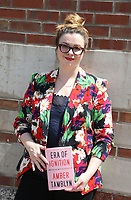LOS ANGELES, CA -APRIL 14: Amber Tamblyn, at 2019 Los Angeles Times Festival Of Books Day 2 at University of Southern California in Los Angeles, California on April 14, 2019.<br /> CAP/MPI/FS<br /> ©FS/MPI/Capital Pictures