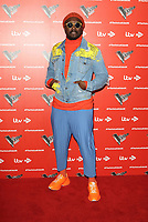 will.i.am at the Voice Kids UK 2019 Photocall held at The Royal Society of Arts, London on June 6th 2019<br /> CAP/ROS<br /> ©ROS/Capital Pictures