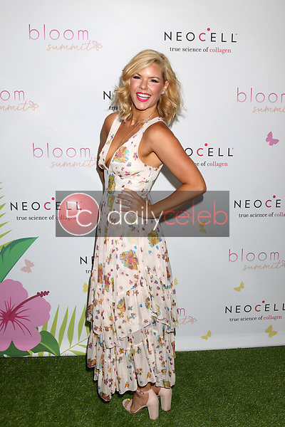 Kimberly Caldwell<br /> at the Bloom Summit, Beverly Hilton Hotel, Beverly Hills, CA 06-02-18<br /> David Edwards/DailyCeleb.com 818-249-4998